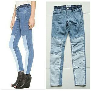 Frame Denim Hayden Le Skinny de Jeanne Jeans